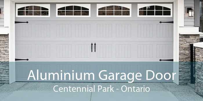 Aluminium Garage Door Centennial Park - Ontario