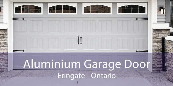 Aluminium Garage Door Eringate - Ontario