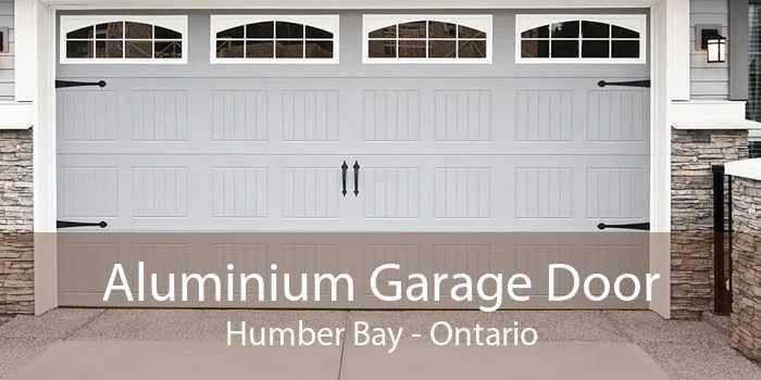 Aluminium Garage Door Humber Bay - Ontario