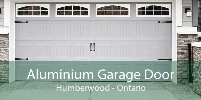 Aluminium Garage Door Humberwood - Ontario