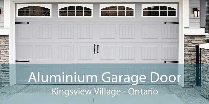 Aluminium Garage Door Kingsview Village - Ontario