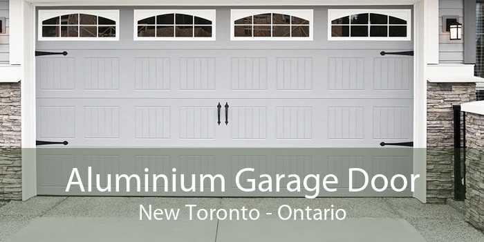 Aluminium Garage Door New Toronto - Ontario