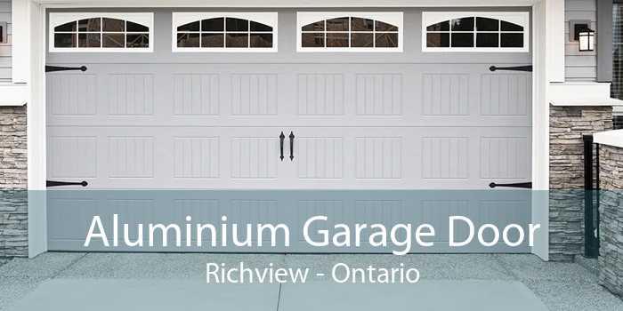 Aluminium Garage Door Richview - Ontario
