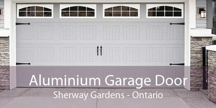 Aluminium Garage Door Sherway Gardens - Ontario