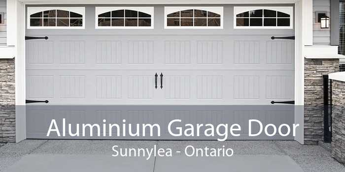 Aluminium Garage Door Sunnylea - Ontario