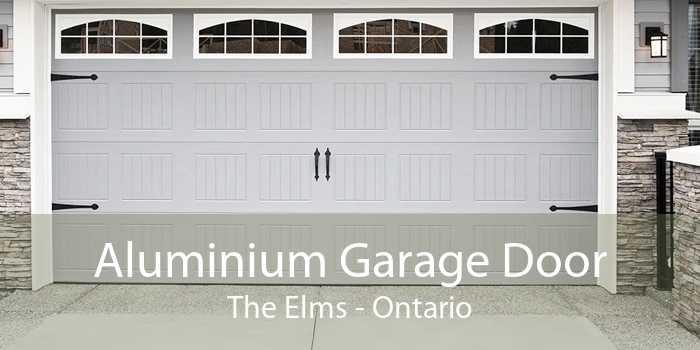 Aluminium Garage Door The Elms - Ontario