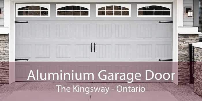 Aluminium Garage Door The Kingsway - Ontario