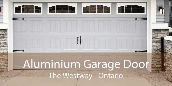 Aluminium Garage Door The Westway - Ontario