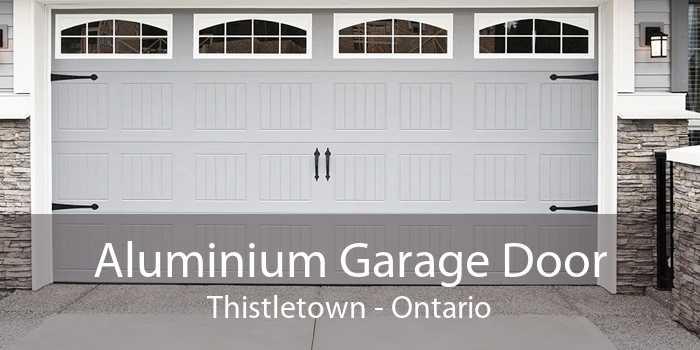 Aluminium Garage Door Thistletown - Ontario