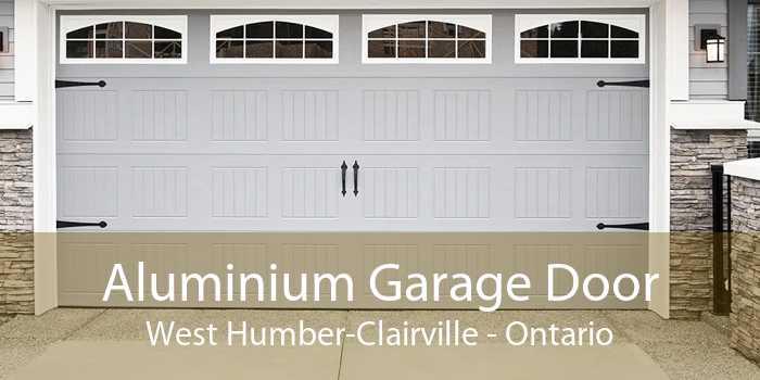 Aluminium Garage Door West Humber-Clairville - Ontario