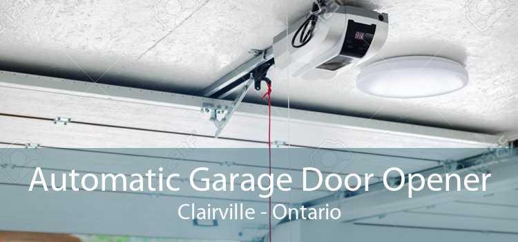 Automatic Garage Door Opener Clairville - Ontario