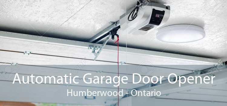 Automatic Garage Door Opener Humberwood - Ontario
