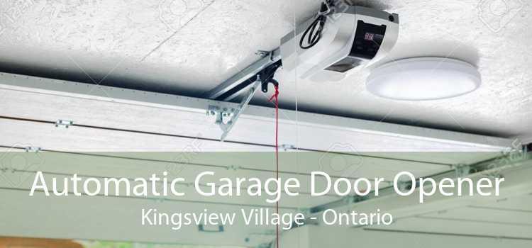 Automatic Garage Door Opener Kingsview Village - Ontario