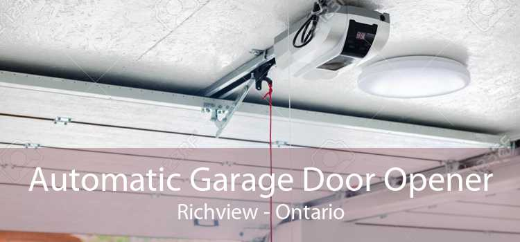 Automatic Garage Door Opener Richview - Ontario