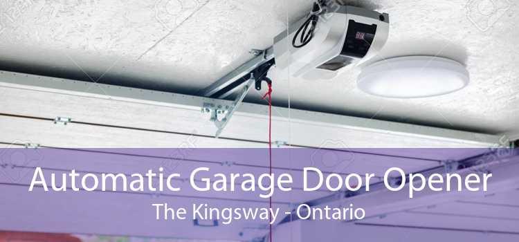 Automatic Garage Door Opener The Kingsway - Ontario