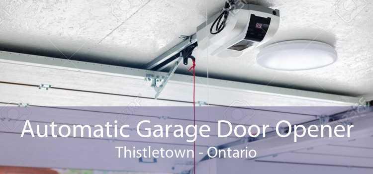 Automatic Garage Door Opener Thistletown - Ontario