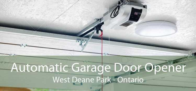 Automatic Garage Door Opener West Deane Park - Ontario