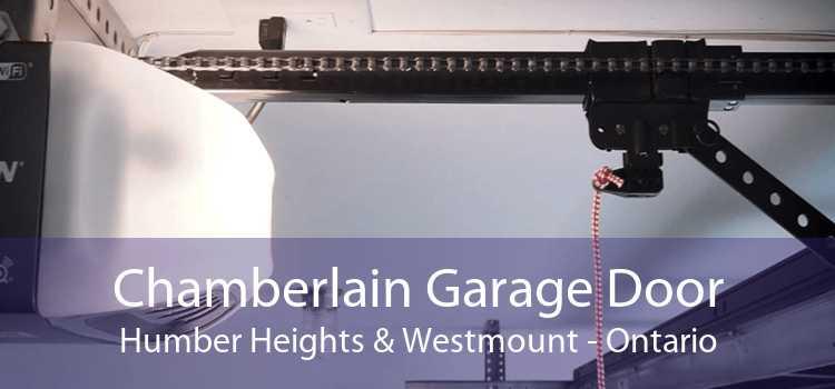 Chamberlain Garage Door Humber Heights & Westmount - Ontario