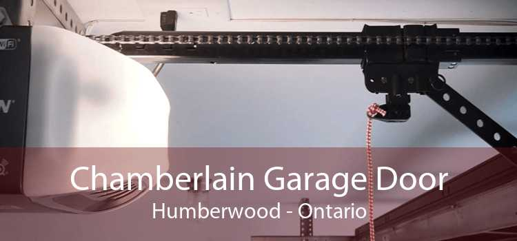 Chamberlain Garage Door Humberwood - Ontario