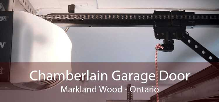 Chamberlain Garage Door Markland Wood - Ontario