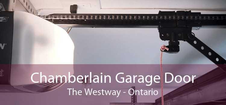 Chamberlain Garage Door The Westway - Ontario