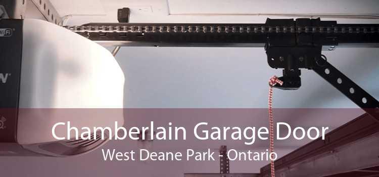 Chamberlain Garage Door West Deane Park - Ontario