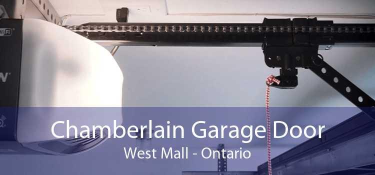 Chamberlain Garage Door West Mall - Ontario