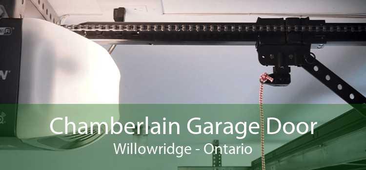 Chamberlain Garage Door Willowridge - Ontario