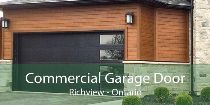 Commercial Garage Door Richview - Ontario