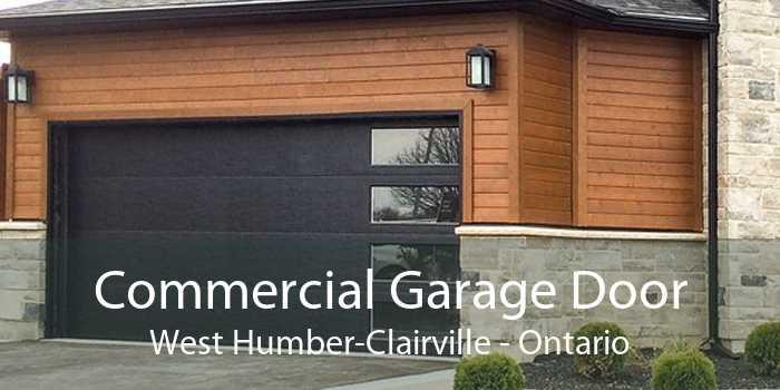 Commercial Garage Door West Humber-Clairville - Ontario