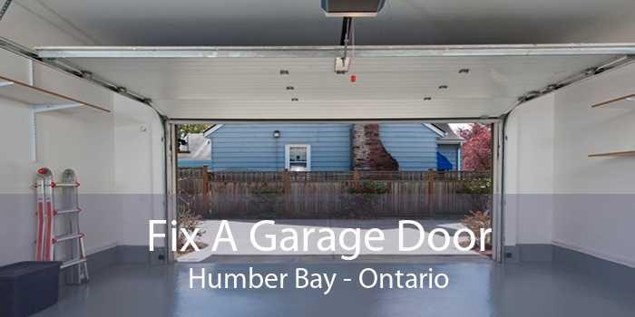 Fix A Garage Door Humber Bay - Ontario
