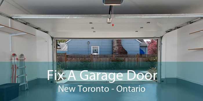 Fix A Garage Door New Toronto - Ontario