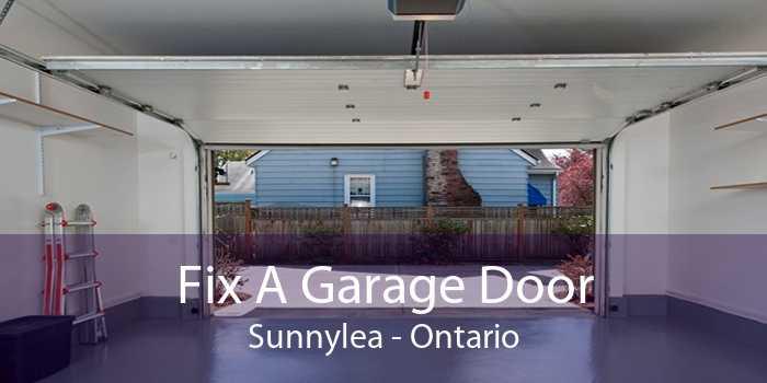 Fix A Garage Door Sunnylea - Ontario