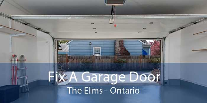 Fix A Garage Door The Elms - Ontario