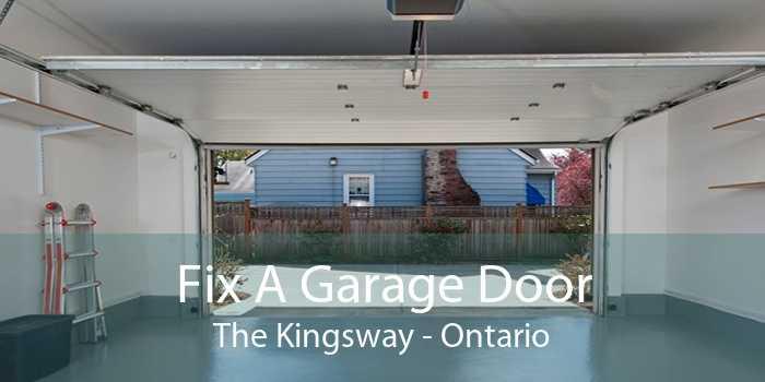 Fix A Garage Door The Kingsway - Ontario