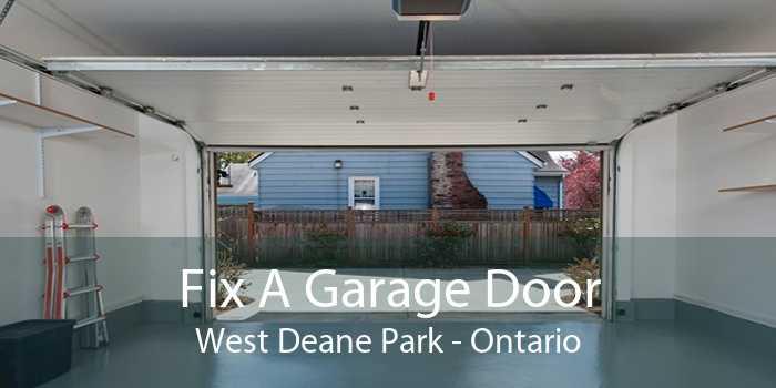 Fix A Garage Door West Deane Park - Ontario