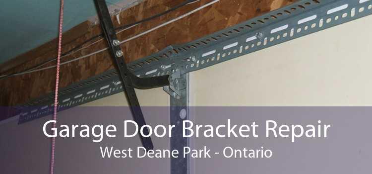 Garage Door Bracket Repair West Deane Park - Ontario