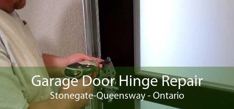 Garage Door Hinge Repair Stonegate-Queensway - Ontario