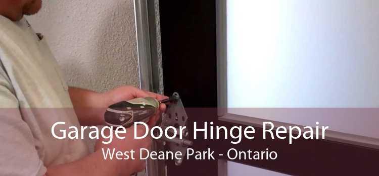 Garage Door Hinge Repair West Deane Park - Ontario