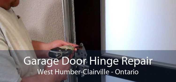 Garage Door Hinge Repair West Humber-Clairville - Ontario