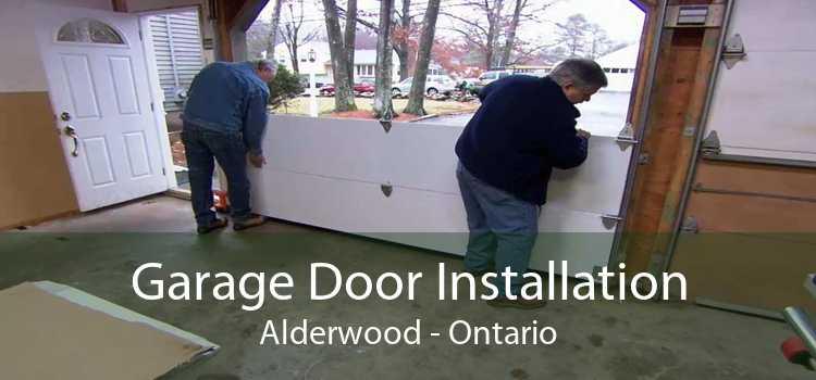 Garage Door Installation Alderwood - Ontario