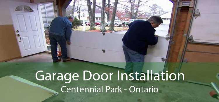 Garage Door Installation Centennial Park - Ontario