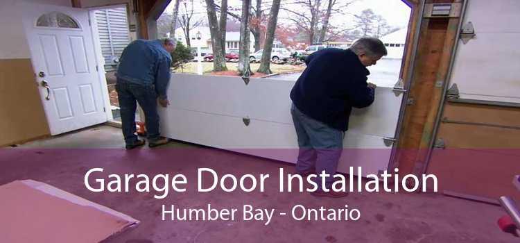 Garage Door Installation Humber Bay - Ontario