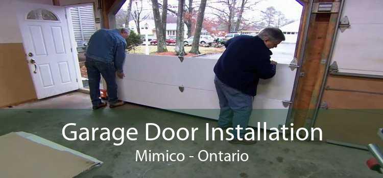Garage Door Installation Mimico - Ontario