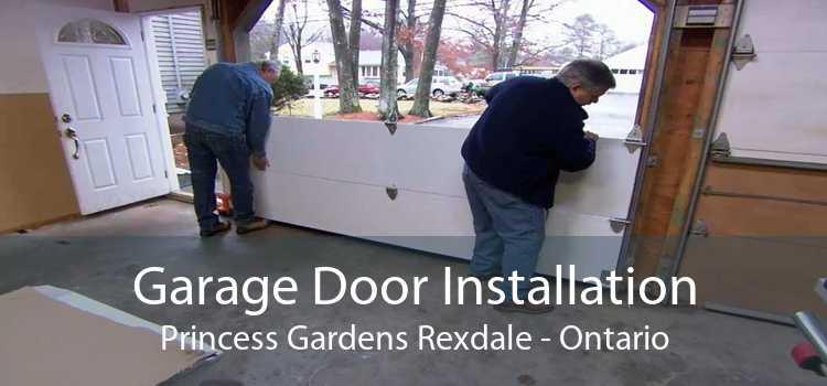 Garage Door Installation Princess Gardens Rexdale - Ontario
