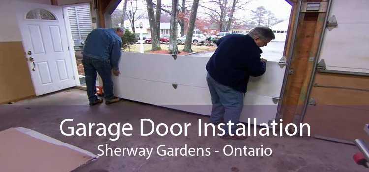 Garage Door Installation Sherway Gardens - Ontario