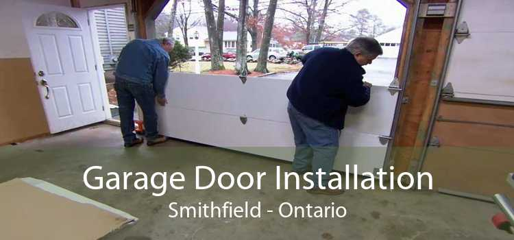 Garage Door Installation Smithfield - Ontario