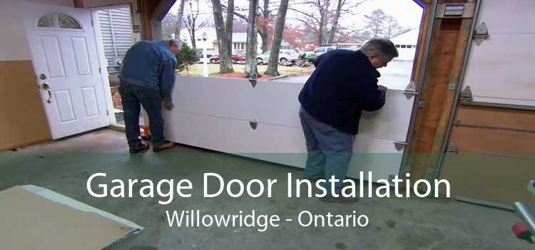 Garage Door Installation Willowridge - Ontario