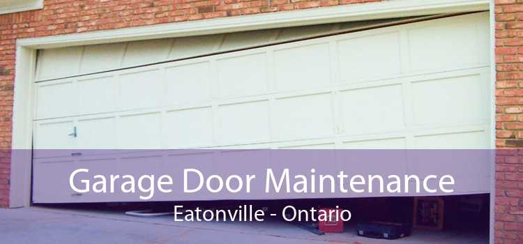 Garage Door Maintenance Eatonville - Ontario