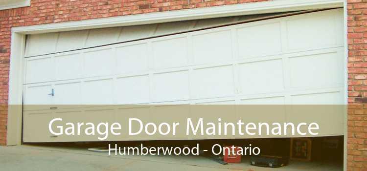 Garage Door Maintenance Humberwood - Ontario